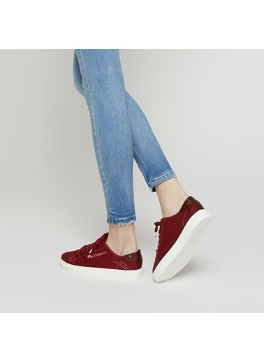 Lumberjack Sneakers Kırmızı